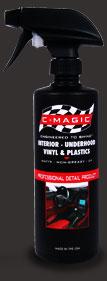 c magicwax com interior and underhood vinyl plastics rubber protectant. Black Bedroom Furniture Sets. Home Design Ideas